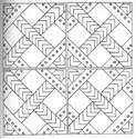 geschichte der fliese ornamentierte bodenfliesen des mittelalters im ehemaligen. Black Bedroom Furniture Sets. Home Design Ideas
