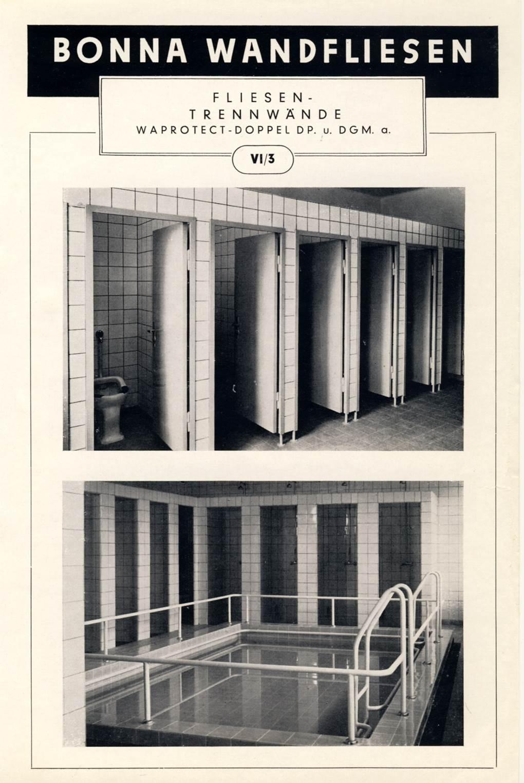 Geschichte Der Fliese Wessels Wandplattenfabrik Teil Erster - Wessel keramik fliesen
